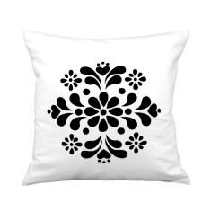 Kurbits flower handmade cushion cover