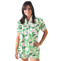 Tropical punch women's boxer shorts