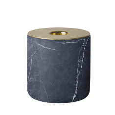 Marble candle holder by MENU Denmark