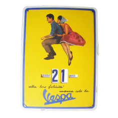 Vespa perpetual calendar