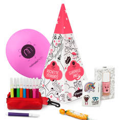 Girls' Party Princess Surprise Cone
