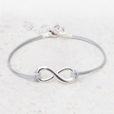 Luana personalised eternity bracelet (various colours)