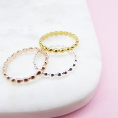 Dot ring (Various Colours)