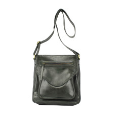 Luxembourg satchel in licorice