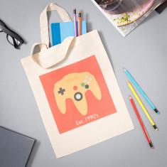 Gaming (Est. 1990's) Magazine Bag