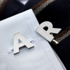 Personalised Monogrammed Cufflinks
