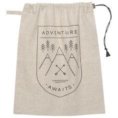 Adventure Awaits Travel Bag