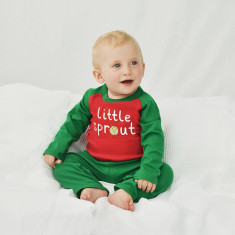 Little Sprout Babies Christmas Pyjamas