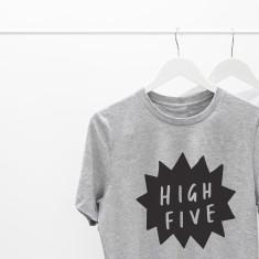 High Five Unisex T Shirt