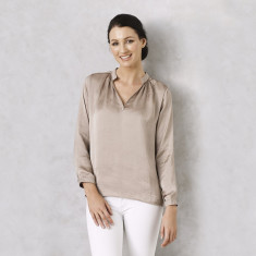 Palermo Top In Almond