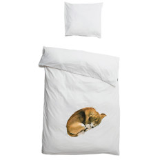 Snurk quilt cover set bob the dog