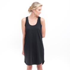 Singlet Dress in Black