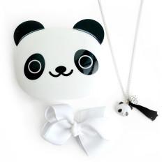 Panda jewellery gift set