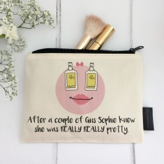 Gin Make Up Bag