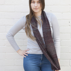 Striped Unisex Scarf
