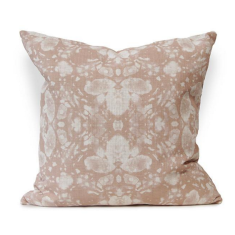 Tenocha Urban Aztec Cushion Cover in Nude