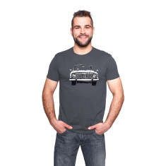 Mk III Zephyr coming + going mens t-shirt