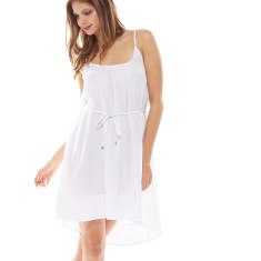 Belagio Dress White