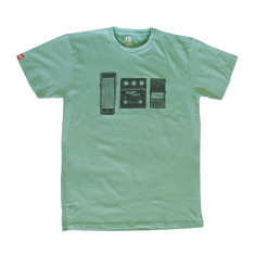 Stomp Boxes Slim Fit Tee