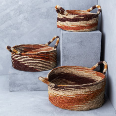 Tribe Seagrass Basket