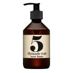 Hand & Body Wash No.5 Pure Linen
