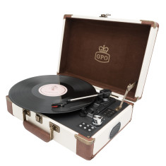 GPO Ambassador Turntable Record Player