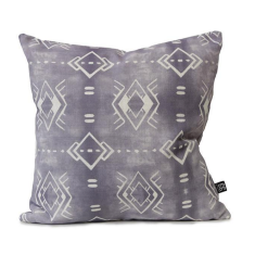 Calpulli Urban Aztec Cushion Cover in Taubmans Violet Verbena