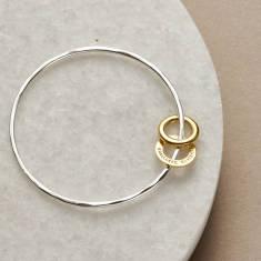 Personalised Secret Circle Bangle
