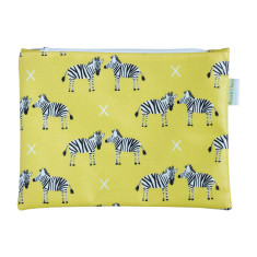 Zebras cosmetic bag