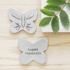 Happy Moments Butterfly Token
