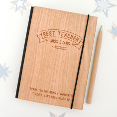 Personalised Best Teacher Notebook