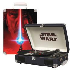 Limited Edition Crosley Star Wars : Last Jedi Turntable