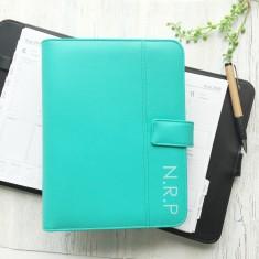Personalised 2018 Leatherette Weekly Planner/Organiser