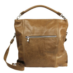 Madison hobo bag in mocha