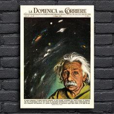 Albert Einstein Print
