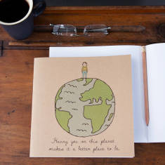 Better world notebook
