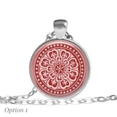 The Moroccan pendant