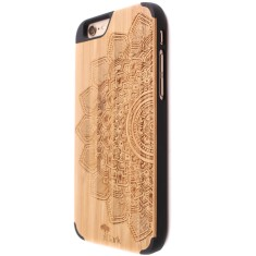 Into the wild wood bamboo iPhone 6/6S case