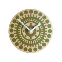 Objectify Mandalay wall clock