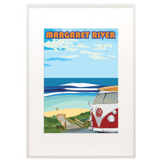 Margaret river print