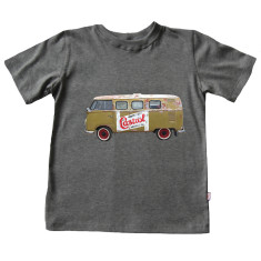 Military VW for bigger boys in grey marle