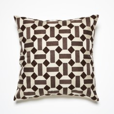 Marrakesh charcoal cushion