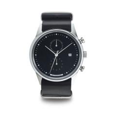 Hypergrand maverick chronograph nato black leather