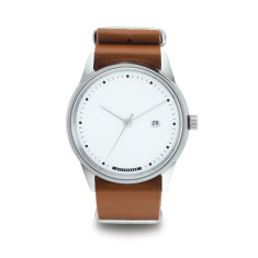 Hypergrand maverick watch in honey brown
