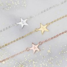 Chloe Initial Personalised Bracelet