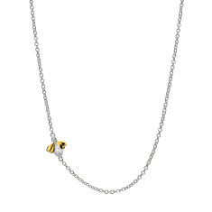 Honey Gold Vermeil 1 Bee Necklace