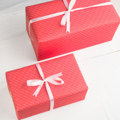 Christmas essential gift wrap sets