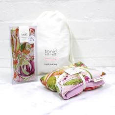 Heat Pillow & Eye Pillow Meditation Gift Pack (Various Colours)