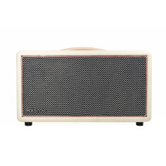 HolySmoke Bluetooth Retro Birdwood Speaker in Black or White