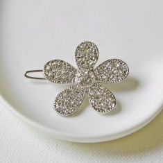 Dainty Daisy Hair Slide